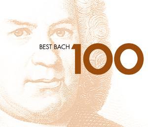 CD VARIOUS ARTISTS - 100 BEST BACH