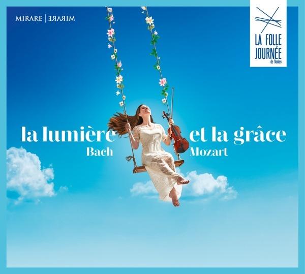 CD V/A - LA LUMIERE ET LA GRACE - BACH MOZART