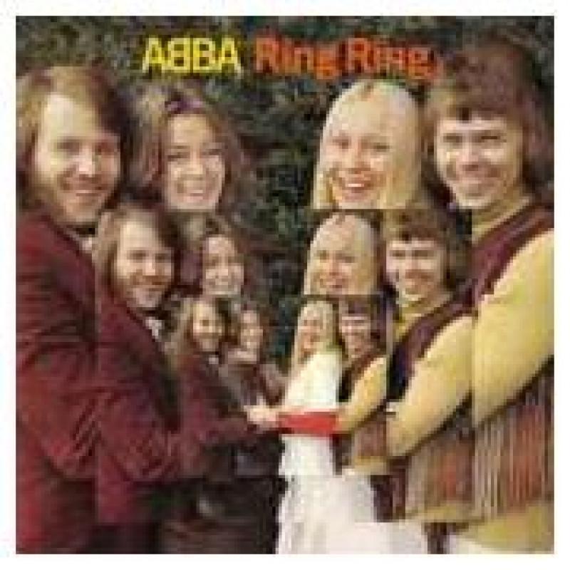 ABBA - Vinyl RING RING