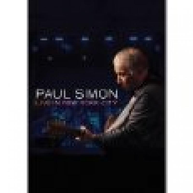 DVD SIMON PAUL - LIVE IN NEW YORK CITY