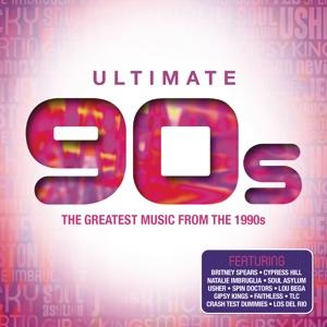 CD V/A - Ultimate... 90s