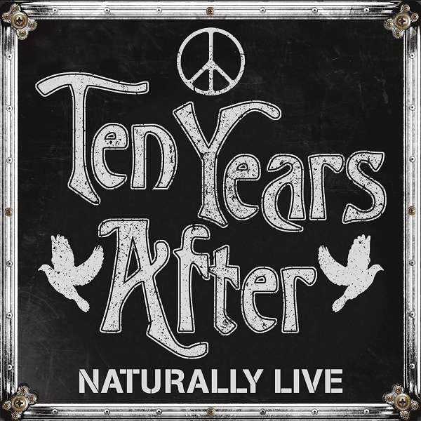 CD TEN YEARS AFTER - NATURALLY LIVE