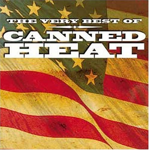 CD CANNED HEAT - VERY BEST OF