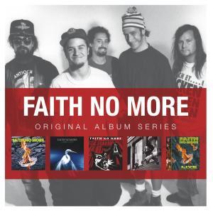 Faith No More - CD ORIGINAL ALBUM SERIES
