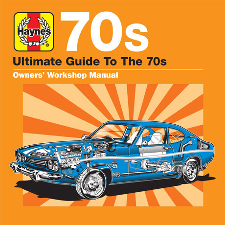 CD V/A - Haynes Ultimate Guide to 70s