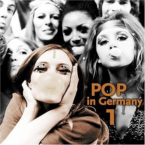 CD V/A - POP IN GERMANY 1