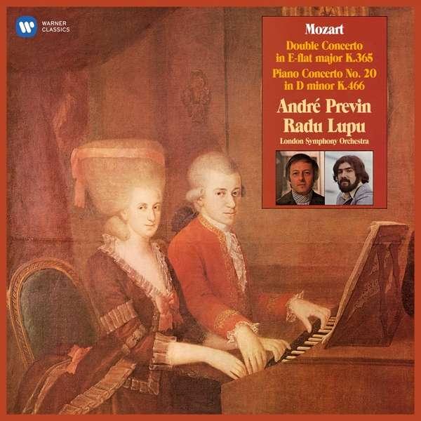 Vinyl MOZART, W.A. - PIANO CONCERTOS 10 & 20