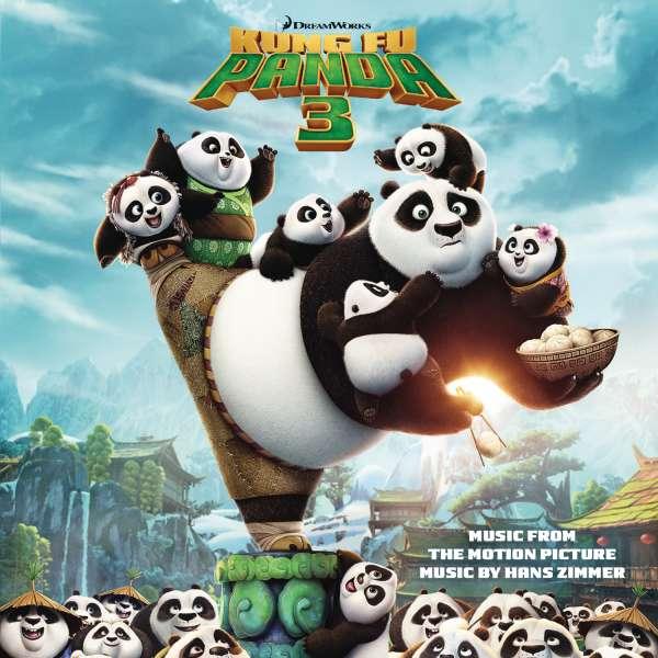OST - CD Kung Fu Panda 3