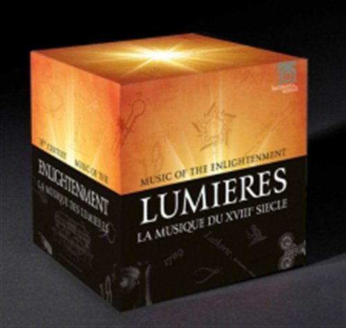 CD V/A - LUMIERES:MUSIC OF THE ENLIGHTMENT =BOX=