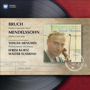 CD MENUHIN, YEHUDI - VIOLIN CONCERTOS