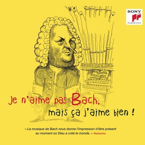 CD V/A - Je n'aime pas Bach, mais ça j'