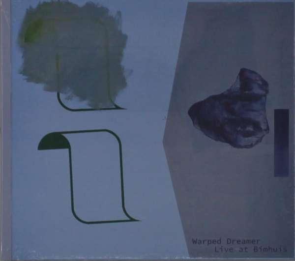 CD WARPED DREAMER - LIVE AT BIMHUIS