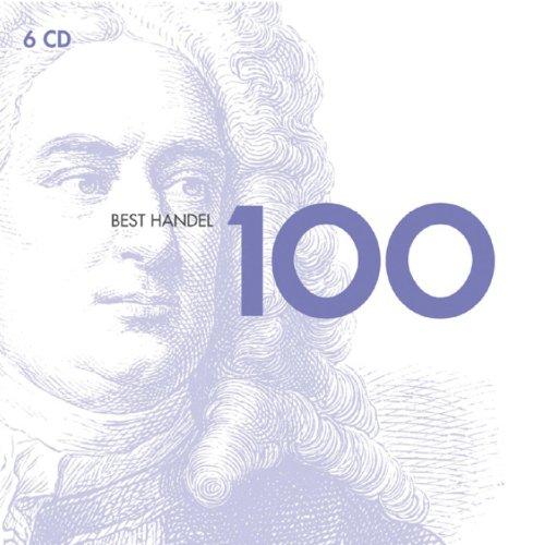 CD VARIOUS ARTISTS - 100 BEST HANDEL