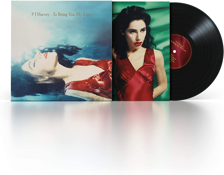 PJ Harvey - Vinyl TO BRING YOU MY LOVE