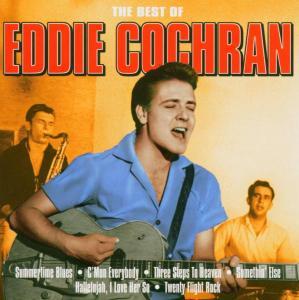 CD COCHRAN EDDIE - BEST OF