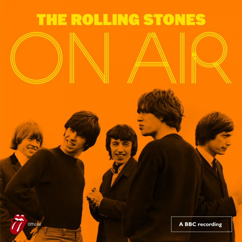 Rolling Stones - CD ON AIR