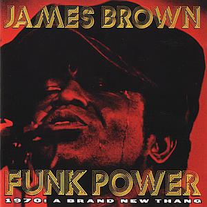 CD BROWN JAMES - FUNK POWER