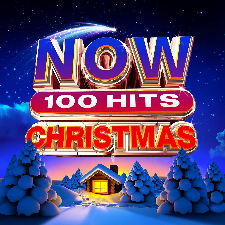 CD V/A - NOW 100 HITS CHRISTMAS