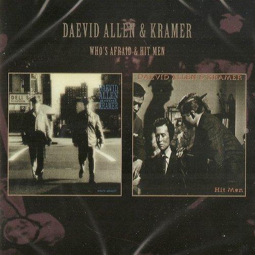 CD ALLEN, DAEVID & KRAMER - HIT MEN/WHO'S AFRAID?
