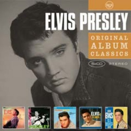 Elvis Presley - CD ORIGINAL ALBUM CLASSICS