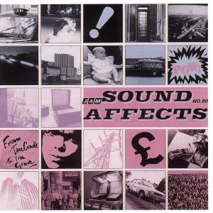 The Jam - CD SOUND EFFECTS