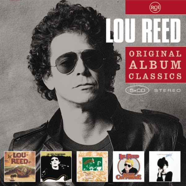 Lou Reed - CD Original Album Classics