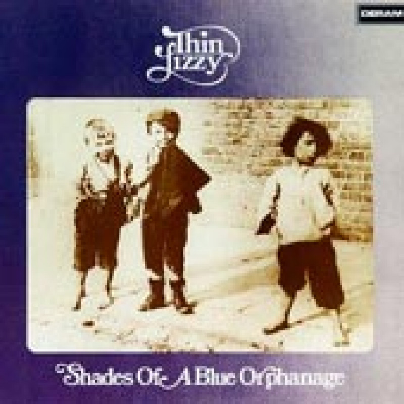 THIN LIZZY - CD SHADES OF A BLUE ORPHANAGE