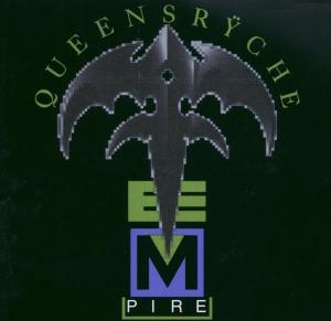 CD QUEENSRYCHE - EMPIRE/R.