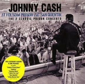 CD Cash, Johnny - At San Quentin/Folsom Prison