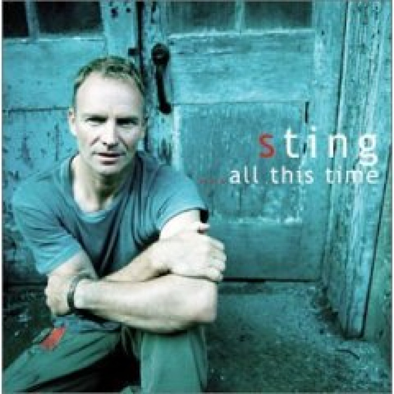 Sting - CD ALL THIS TIME