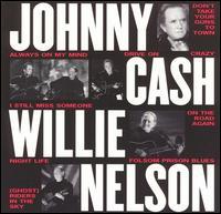 CD Cash, Johnny/Willie Nelson - Vh1 Storytellers