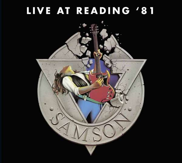 CD SAMSON - LIVE AT READING '81
