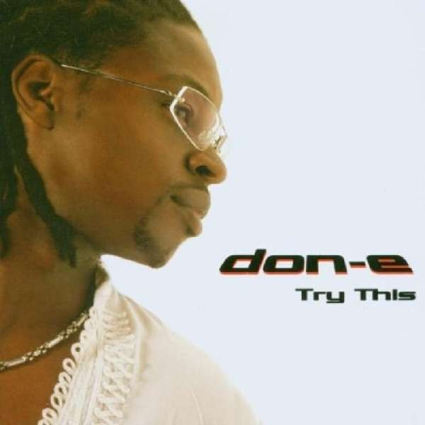 CD DON-E - TRY THIS