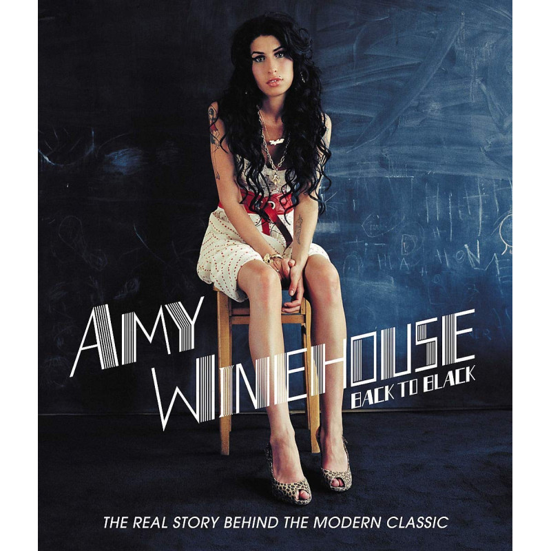 Amy Winehouse - Blu-ray BACK TO BLACK