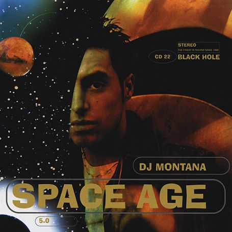 CD V/A - SPACE AGE 5.0