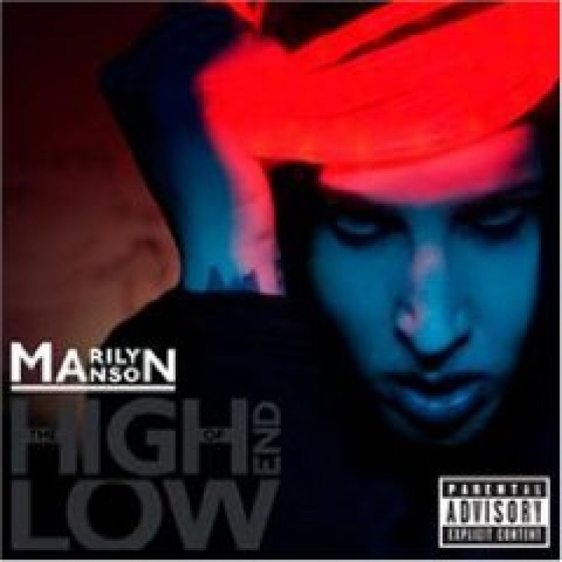 Marilyn Manson - CD THE HIGH END OF LOW
