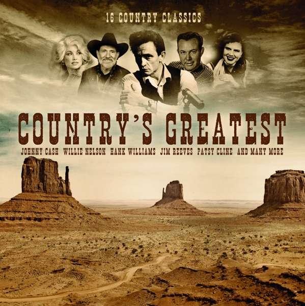 Vinyl V/A - COUNTRY'S GREATEST