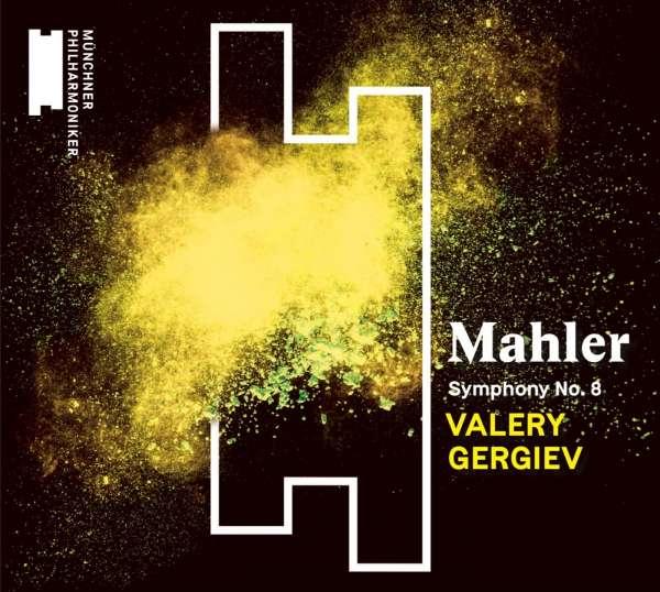 CD MAHLER, G. - SYMPHONY NO.8 (LIVE)