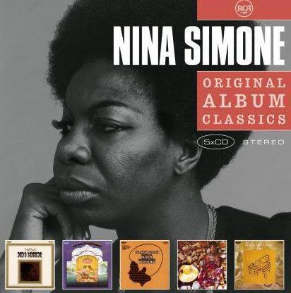 CD SIMONE, NINA - Original Album Classics