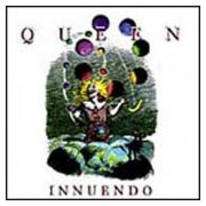 Queen - CD INNUENDO/DELUXE