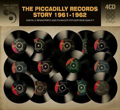CD V/A - PICCADILLY RECORDS STORY 1961-1962