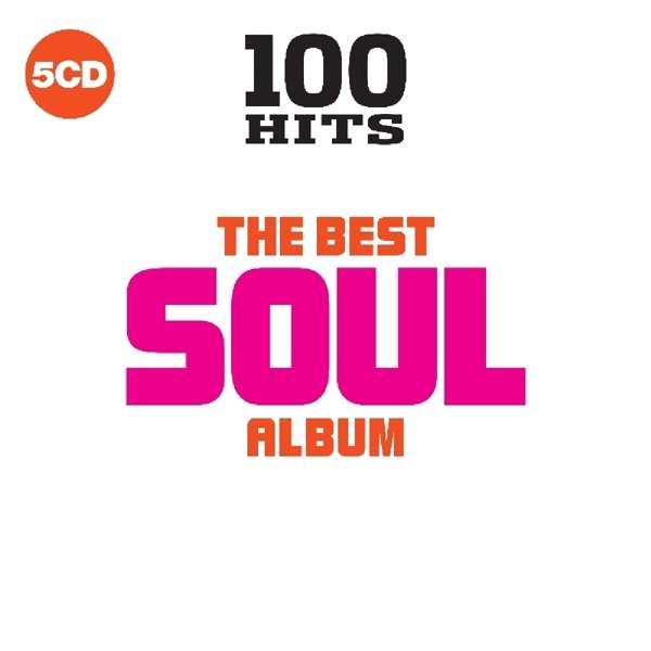 CD V/A - 100 HITS - BEST SOUL ALBUM