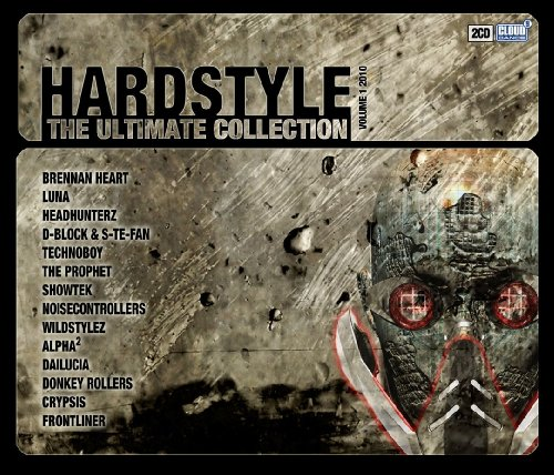 CD V/A - HARDSTYLE THE ULTIMATE COLLECTION