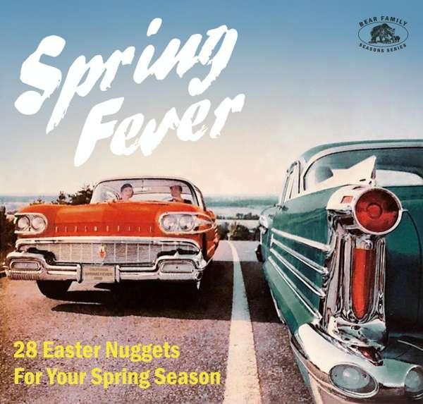 CD V/A - SPRING FEVER