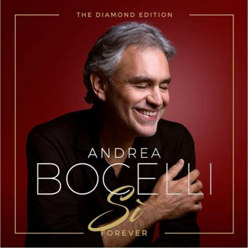 ANDREA BOCELLI - CD SI FOEREVER:DIAMOND EDITIO