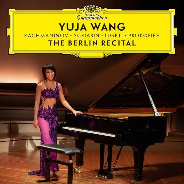 CD WANG YUJA - THE BERLIN RECITAL
