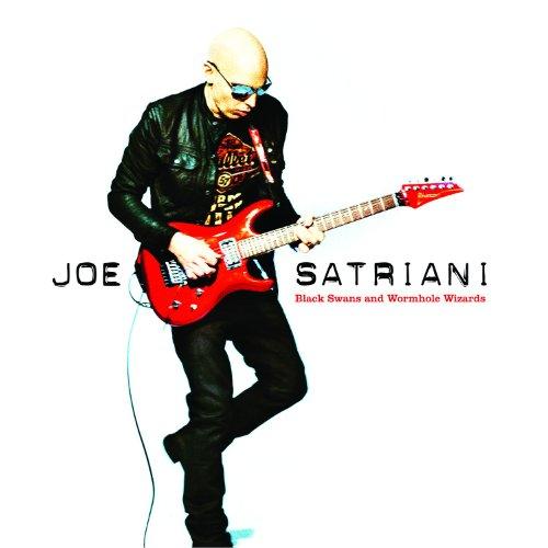 CD SATRIANI, JOE - Black Swans and Wormhole Wizar