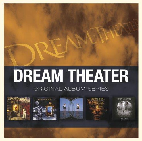 Dream Theater - CD ORIGINAL ALBUM SERIES