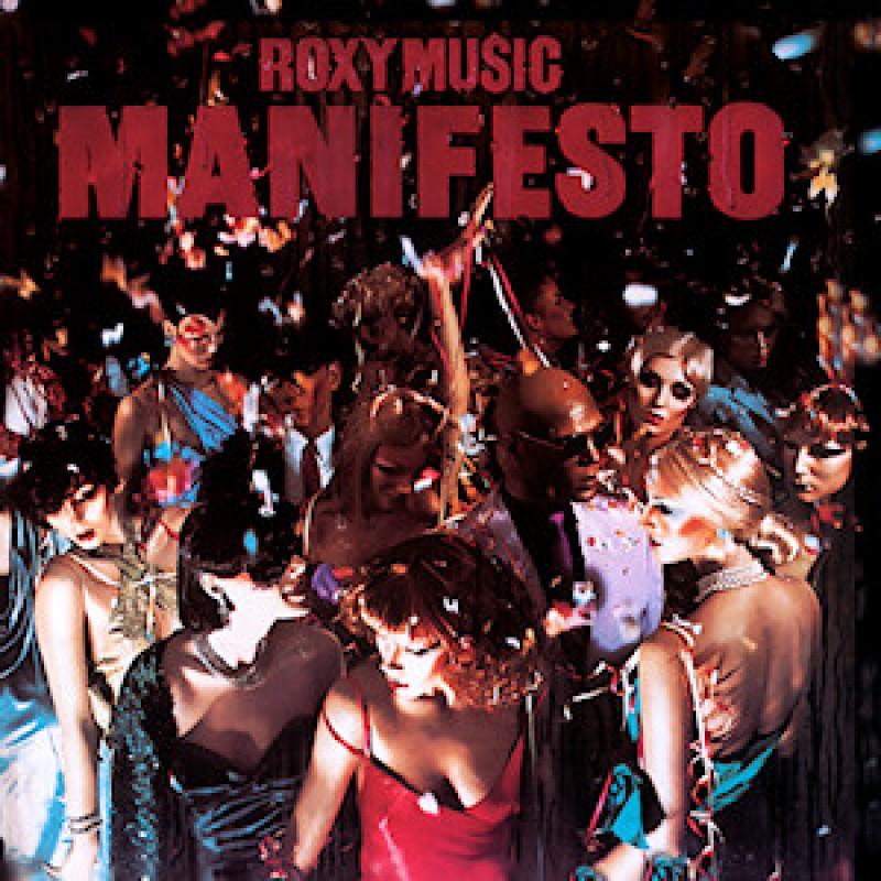 Vinyl ROXY MUSIC - MANIFESTO