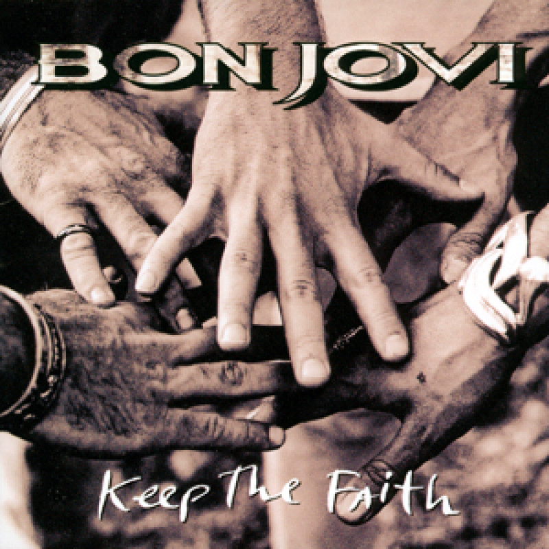 Bon Jovi - Vinyl KEEP THE FAITH